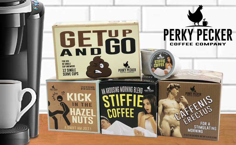Perky Pecker Coffee